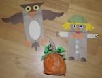 Autumn Paper BagCrafts