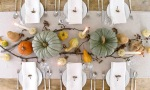 Top 10 Tuesday- Fall Table Decor
