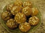 Pumpkin-oatmeal-cranberry Muffins