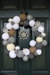 Top 10 Tuesday- Christmas Wreaths