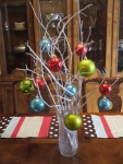 Deck Your Halls- Easy Christmas Centerpiece