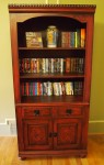 Bookshelf Facelift