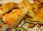 Chicken Bacon Puff Pockets