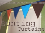 Bunting Curtains